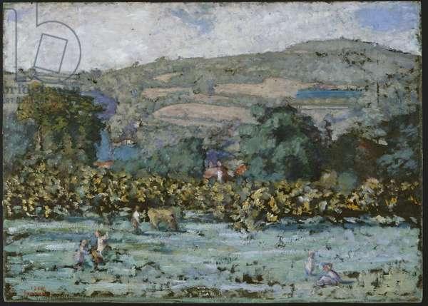 Landscape, 1902 (oil on canvas)