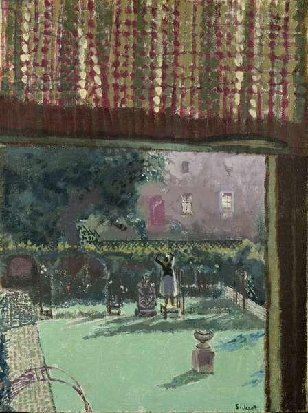The Garden of Love (Lainey's Garden), c.1930 (oil on canvas)