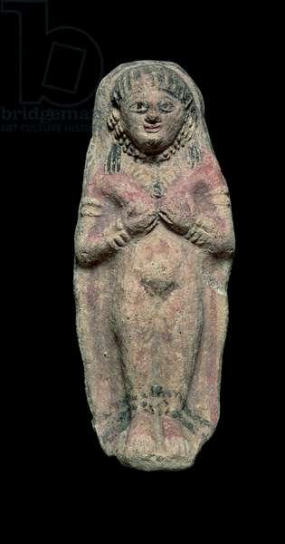 Figure of the Goddess Astarte (terracotta)