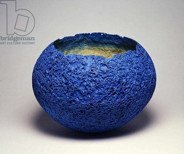 Sphere, c.1999 (volcanic pate-de-verre)