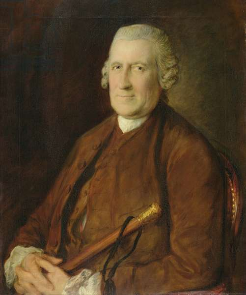 The Hon. William Fitzwilliam, brother of VIth Viscount, c.1775 (oil on canvas)