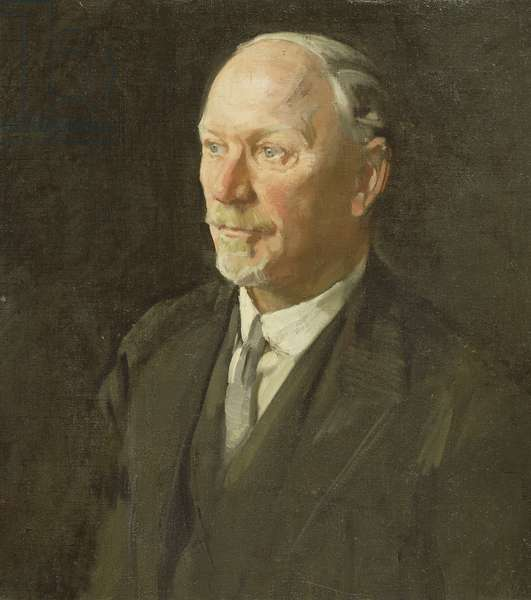 Field Marshal Jan Christiaan Smuts (1870-1950) 1923 (oil on canvas)