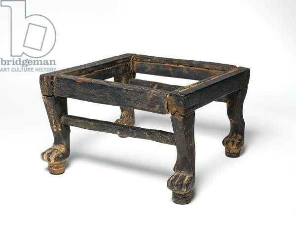 A Stool (wood)