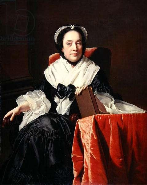 Mrs. John Ashton of Liverpool, c.1771 (oil on canvas)