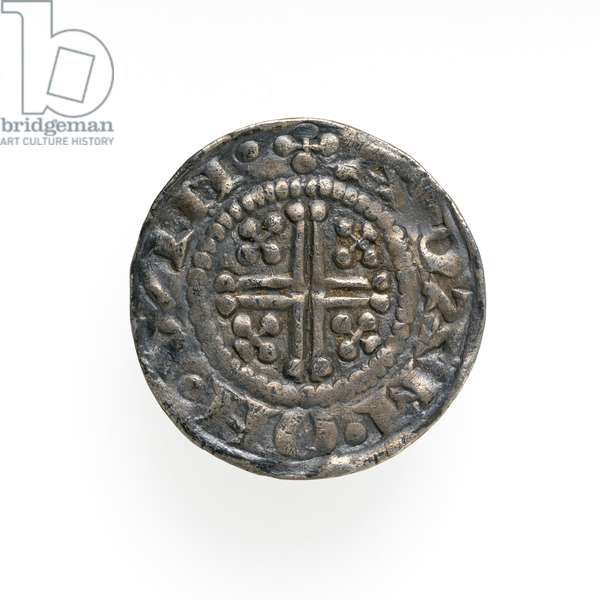 Penny, c.1205 (silver)