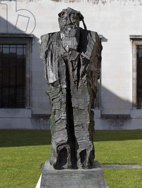 Confucius, 2006 (bronze)
