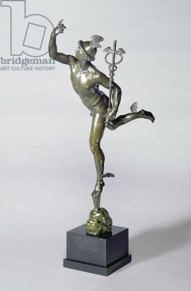 Mercury, c.1800-30 (bronze)