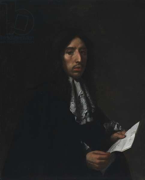 Sir John Finch, c.1665-70 (oil on canvas)