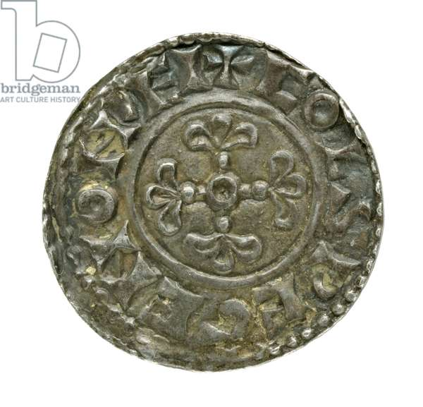 A penny, from the reign of William I (silver)