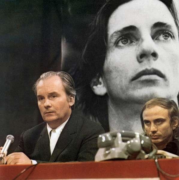 France societe anonyme directed by Alain Corneau 1974