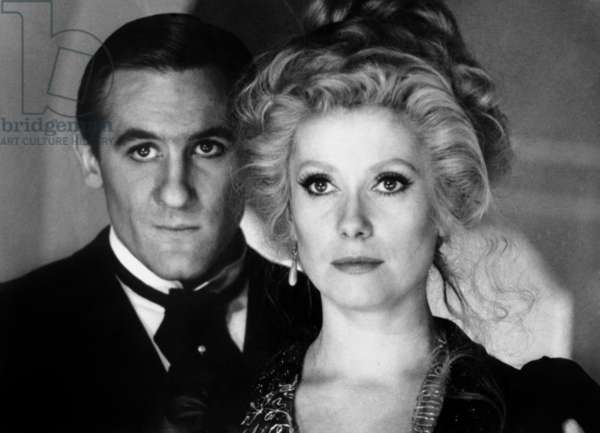 Le Dernier Metro directed by Francois Truffaut 1980