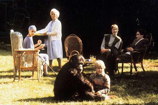 Max Mon amour directed by Nagisa Oshima, 1986