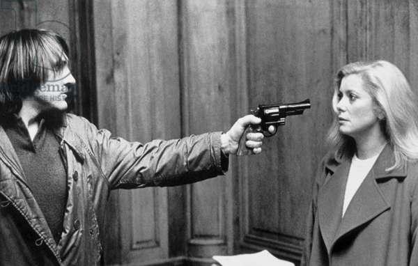 Le choix des armes directed by Alain Corneau, 1981