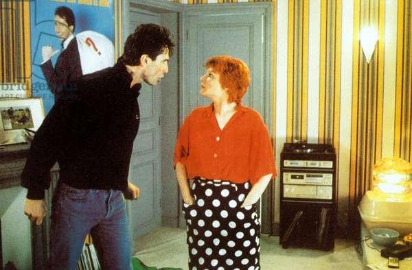 Nuit d'ivresse directed by Bernard Nauer 1986