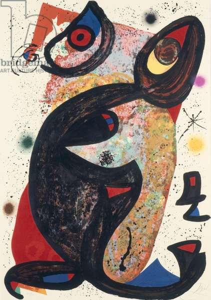 Onesime, 1976 (litho)