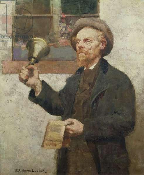 The Bellman, 1886 (oil on canvas)