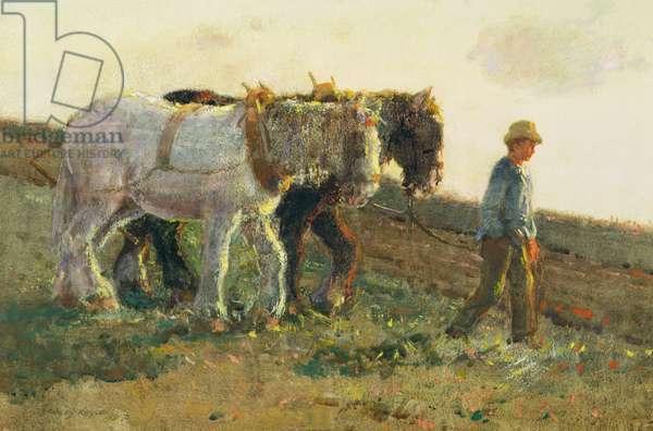 Homeward Journey, 1917