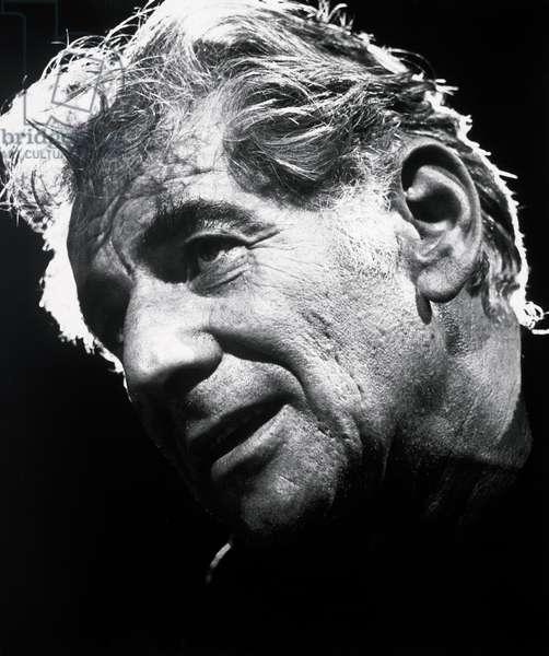 Leonard Bernstein in 1970