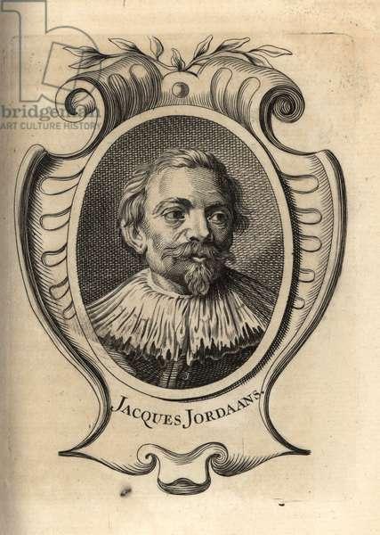 Jacob Jordaens, Flemish painter.