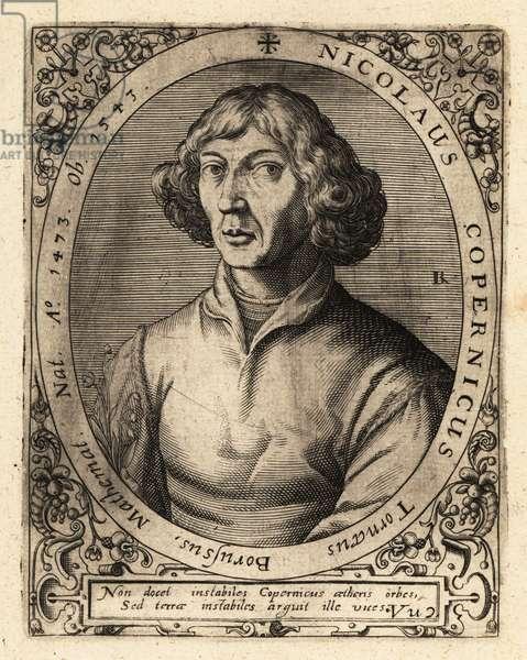 Nicolaus Copernicus, Renaissance-era polymath.