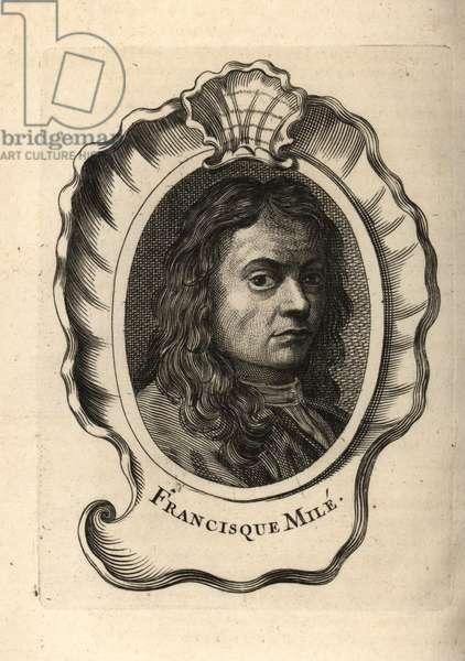 Francisque Millet, Flemish-French painter.