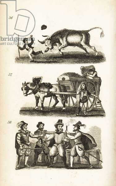The Enraged Ox, the Dustman and the Taking of Guy Fawkes