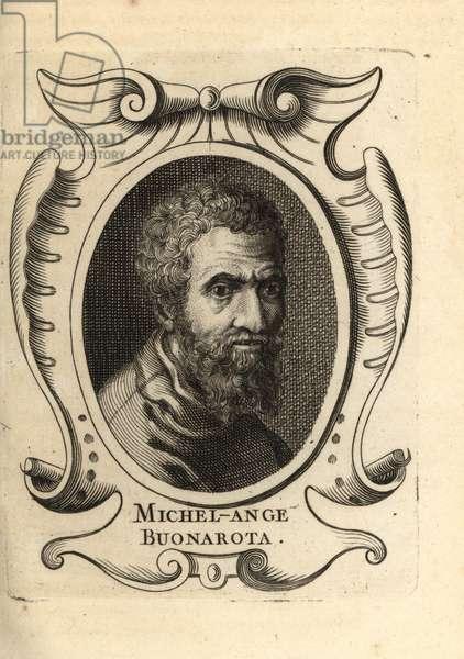 Michelangelo, Italian Renaissance artist and sculptor.