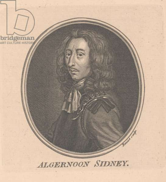 Algernon Sidney (engraving)
