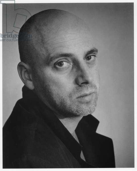 Adam Fuss, New York City, 2001 (b/w photo)