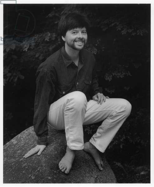 Ken Burns, Sunapee, New Hampshire, 2000 (b/w photo)