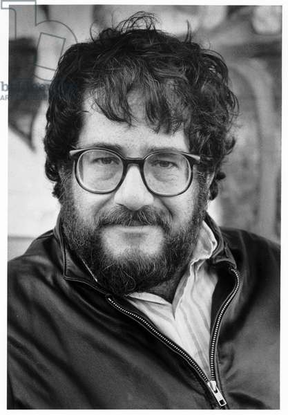 Neeli Cherkovski, San Francisco, 1985 (b/w photo)