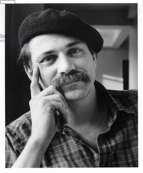 Ron Kovic, New York City, 1984 (b/w photo)