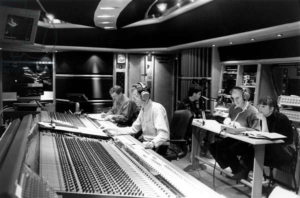 Air Studios 1995 Recording
