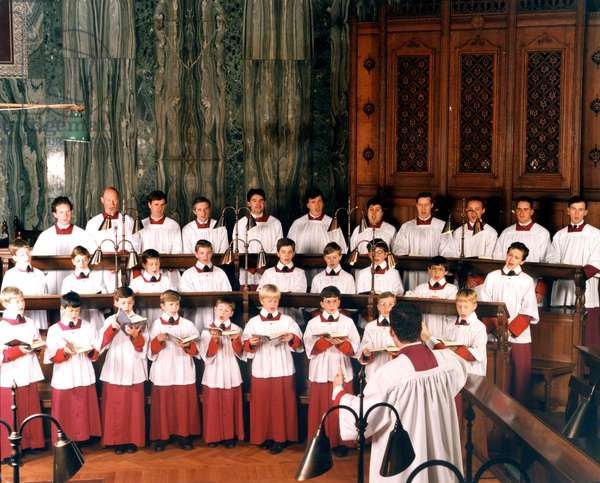 CHOIR - WESTMINSTER CATHEDRAL