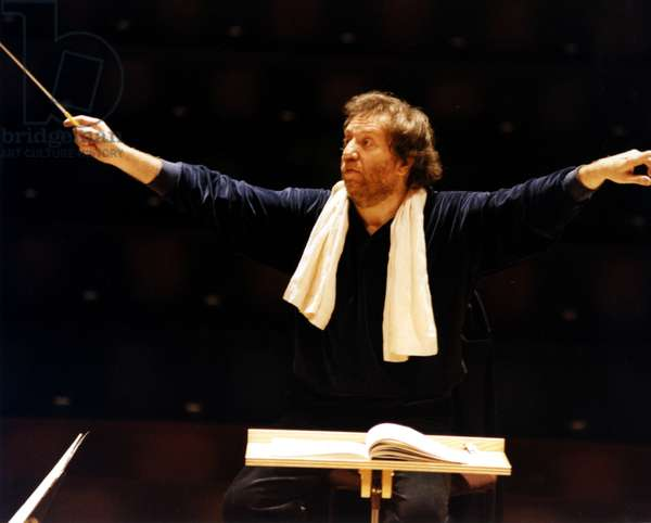 CHAILLY R - conducting