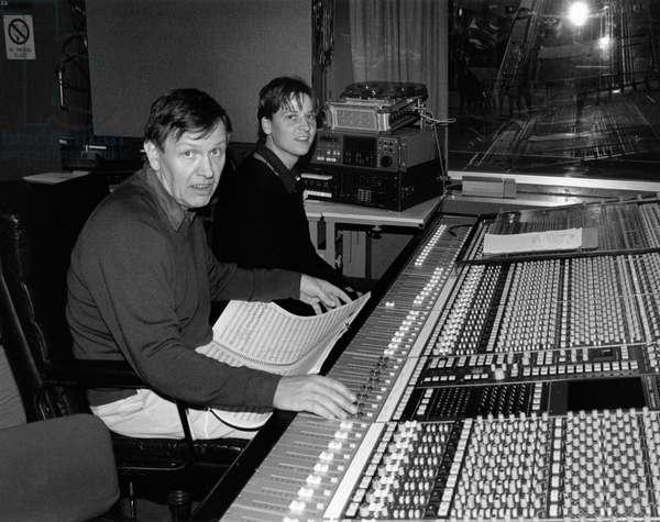 RECORDING STUDIOS - BBC