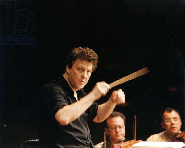 Vassily Sinaisky Russian conductor