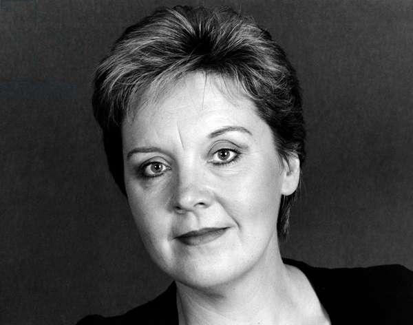 Susan Bickley - portrait