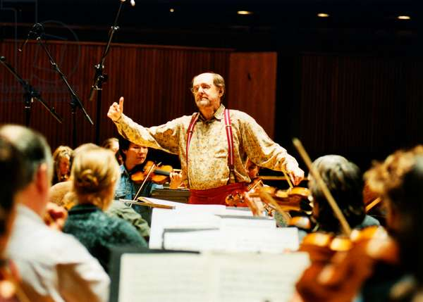 Roger Norrington - conducting