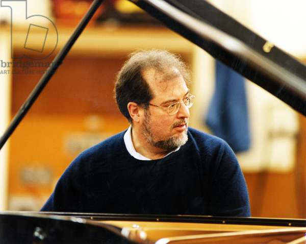 Garrick Ohlsson at the