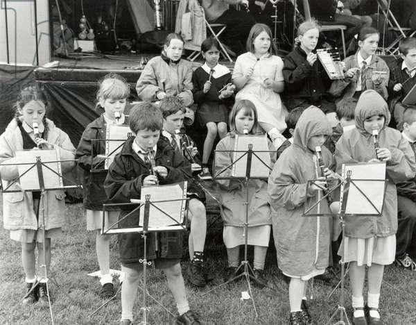 Children 's  orchestra