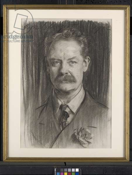 William Henry Grenfell, 1912 (charcoal on paper)