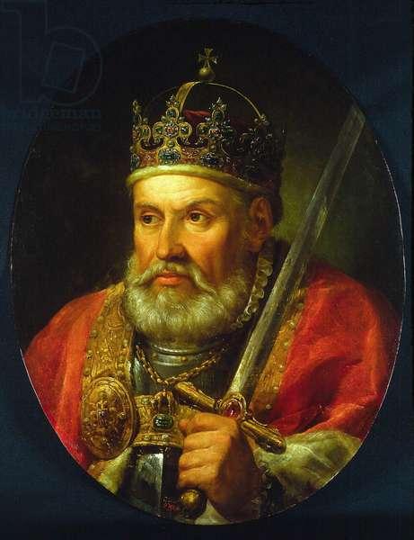 Sigismund I of Poland (1467-1548) of the Jagiellon dynasty