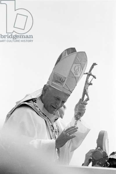 Czestochowa, 03-06.06.1979. Pope John Paul II's first Pilgrimage to Poland.