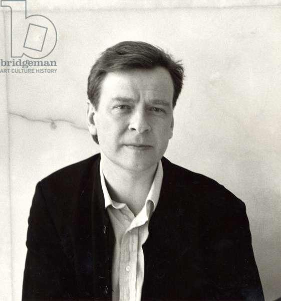 Magnus Lindberg portrait