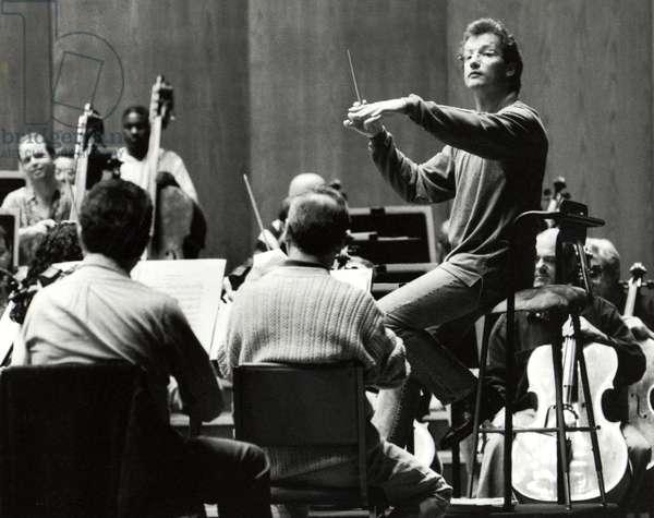 Franz Welser-Möst conducting Los