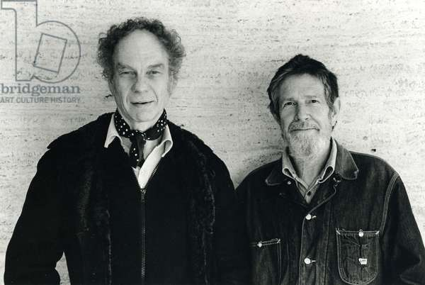John Cage and Merce