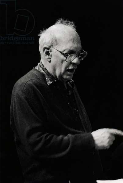 George Crumb - portrait