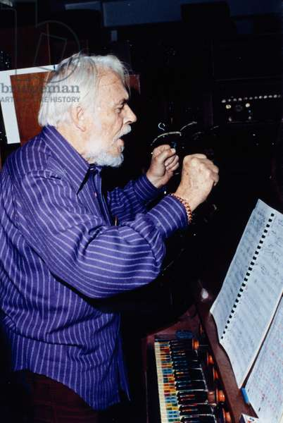 Harry Partch  at