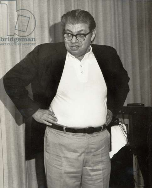 Morton Feldman in Beverly